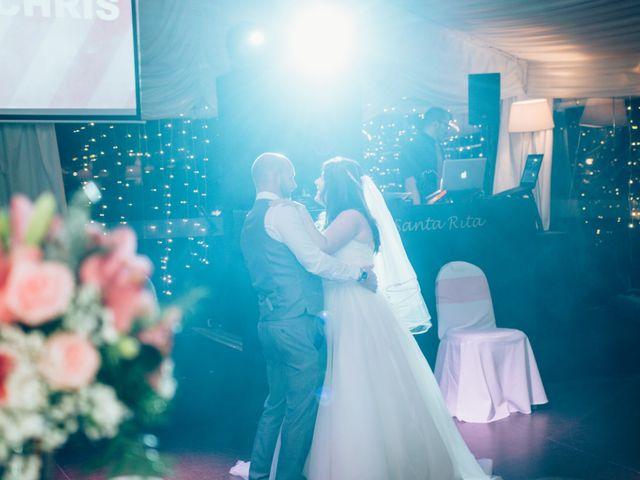 O casamento de Sónia e Chris em Funchal, Madeira 35