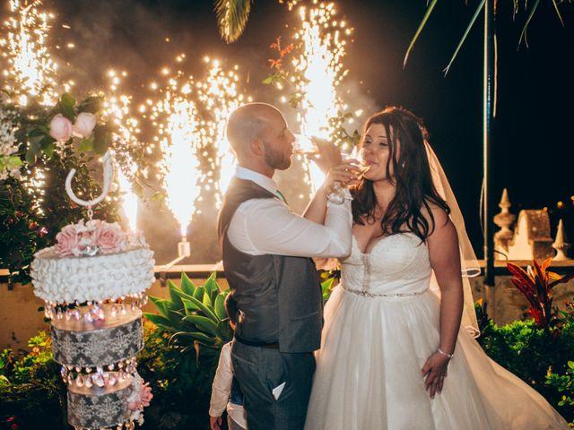 O casamento de Sónia e Chris em Funchal, Madeira 39