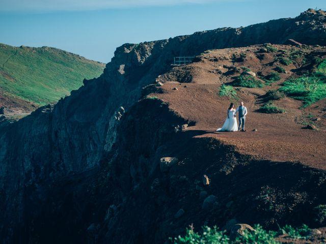 O casamento de Sónia e Chris em Funchal, Madeira 40