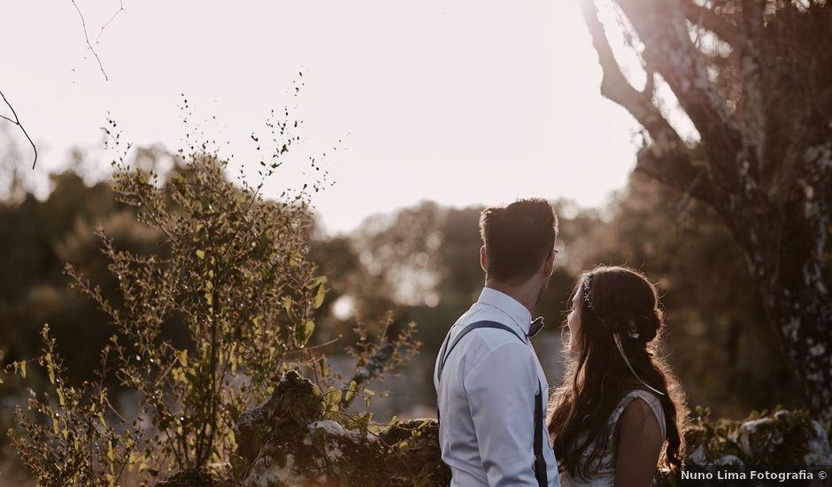 O casamento de Marcos e Ana em Fátima, Ourém