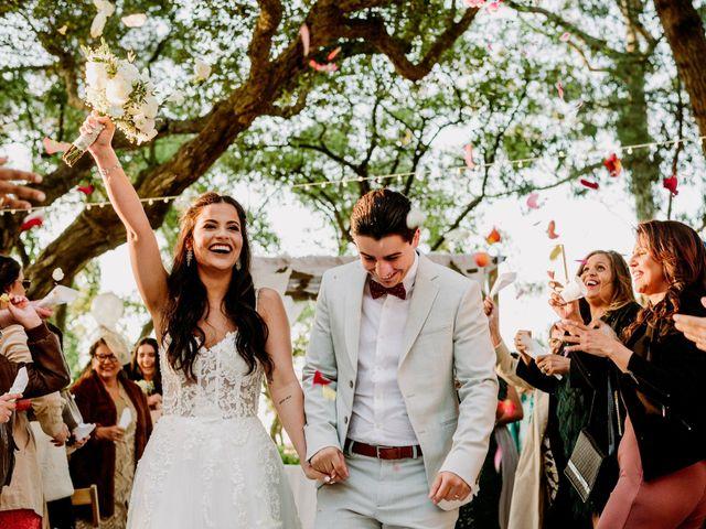 O casamento de Amanda e Edgar