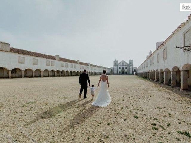 O casamento de Sergio e Rute em Palmela Gare, Palmela 5