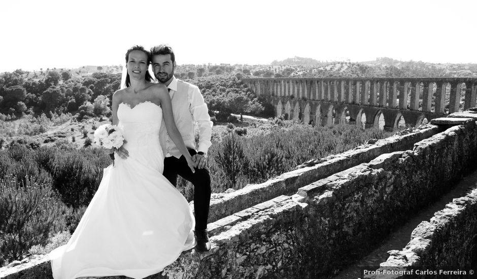 O casamento de Ivo e Ivy em Tomar, Tomar
