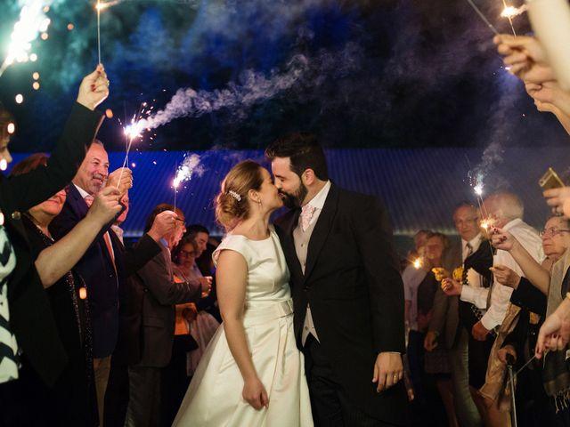O casamento de Sara e Luís