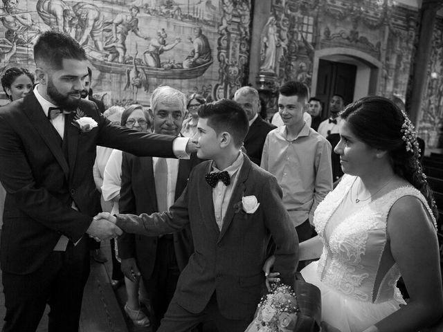 O casamento de Filipa  e Gonçalo  em São Pedro de Sintra, Sintra 5