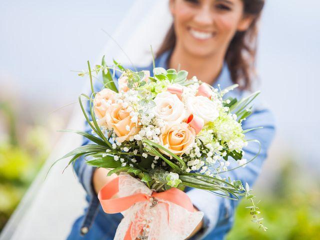 O casamento de Filipe e Catarina em Funchal, Madeira 19