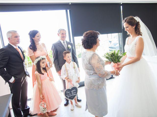 O casamento de Filipe e Catarina em Funchal, Madeira 24