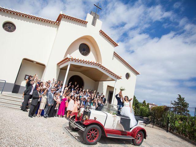 O casamento de Filipe e Catarina em Funchal, Madeira 35