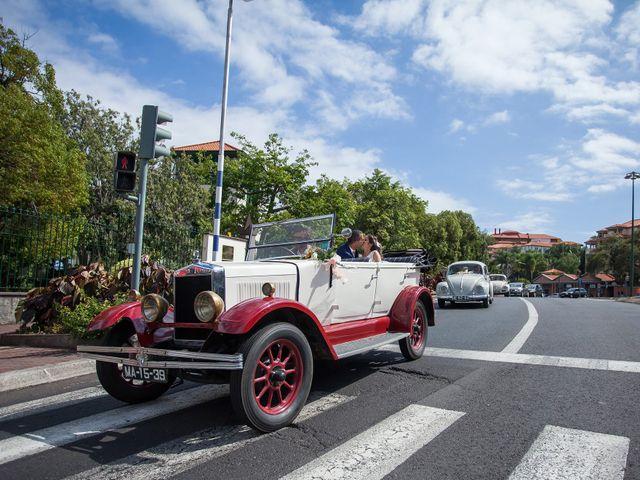 O casamento de Filipe e Catarina em Funchal, Madeira 37