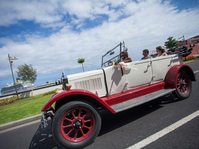 O casamento de Filipe e Catarina em Funchal, Madeira 38