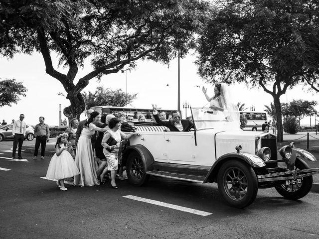O casamento de Filipe e Catarina em Funchal, Madeira 55