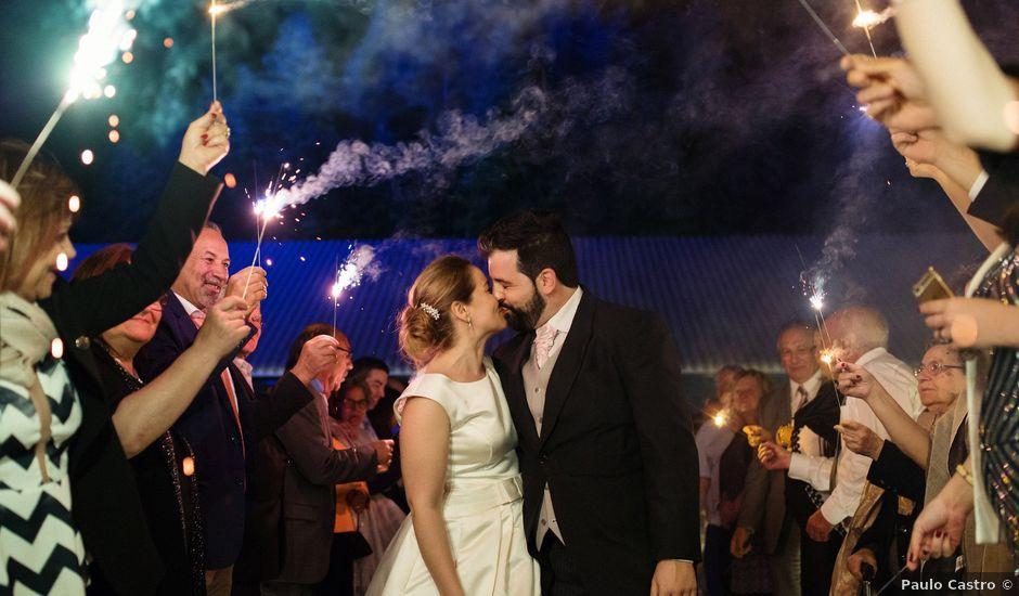 O casamento de Luís e Sara em Guimarães, Guimarães