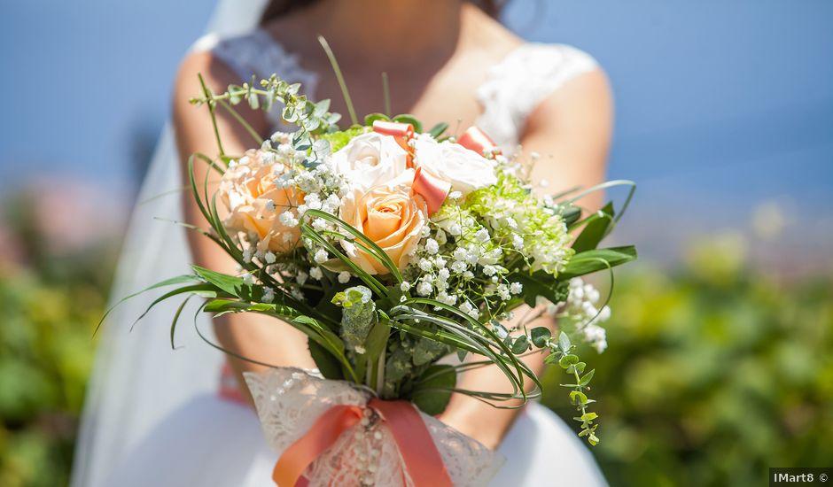 O casamento de Filipe e Catarina em Funchal, Madeira