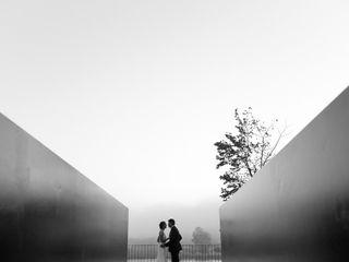 O casamento de Carolina e Nuno
