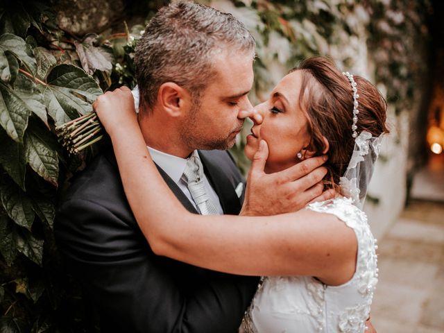O casamento de Liliana e Hernâni