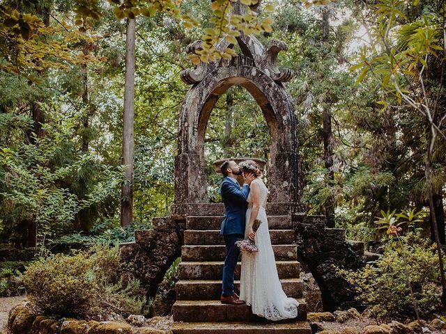 O casamento de Helena e Rui