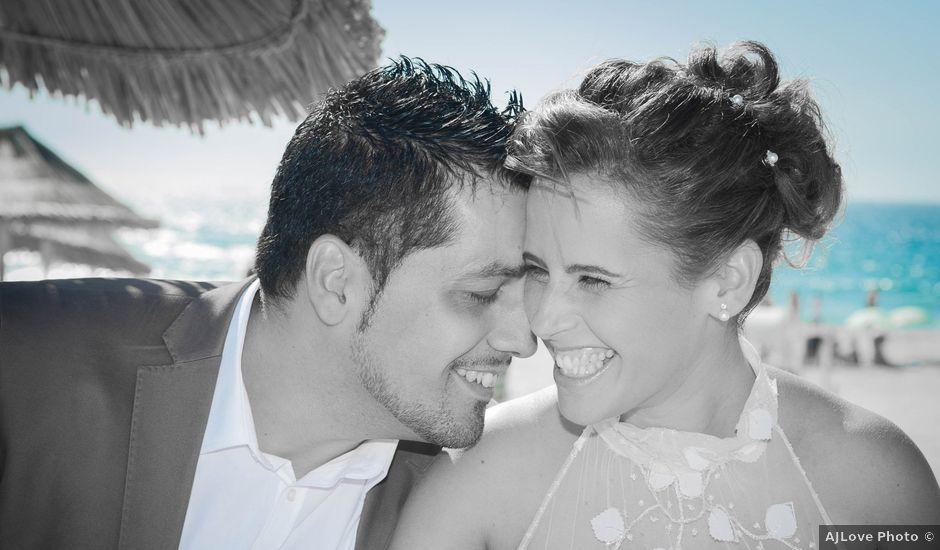 O casamento de João e Marisa em Costa de Caparica, Almada