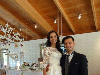 O casamento de Cristiana e João  2