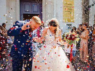 O casamento de Nádia e Diogo