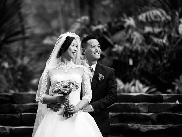 O casamento de Jia e Rui