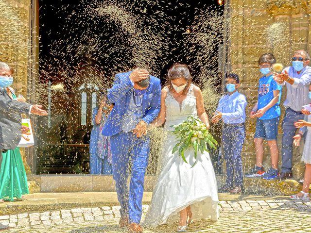 O casamento de Marcia e Sergio