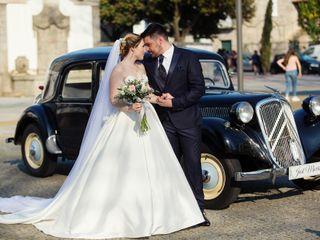 O casamento de Carla e Nuno