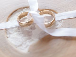 O casamento de Diana e Rogério