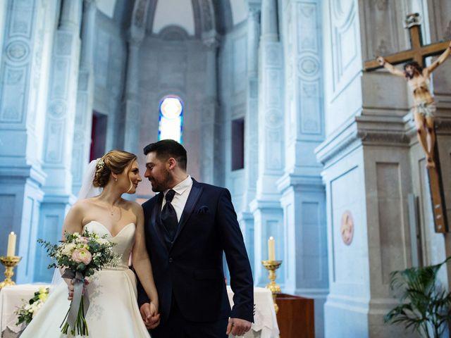 O casamento de Nuno e Carla em São Torcato, Guimarães 1