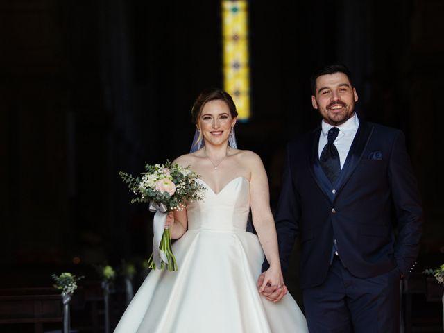 O casamento de Nuno e Carla em São Torcato, Guimarães 17