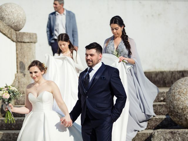 O casamento de Nuno e Carla em São Torcato, Guimarães 19