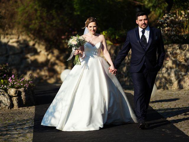 O casamento de Nuno e Carla em São Torcato, Guimarães 21
