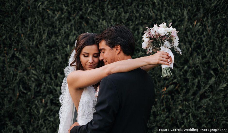 O casamento de Hugo e Teresa em Lousã, Lousã