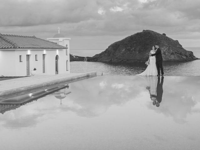 O casamento de Ana e Artem