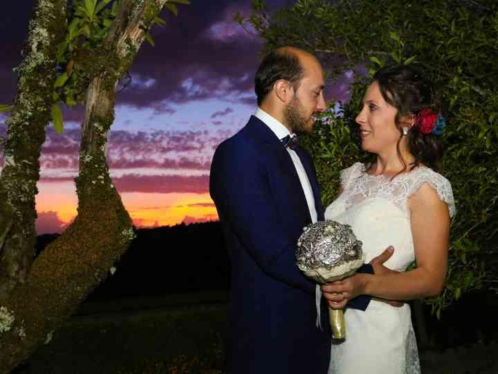 O casamento de Filipa e Sérgio