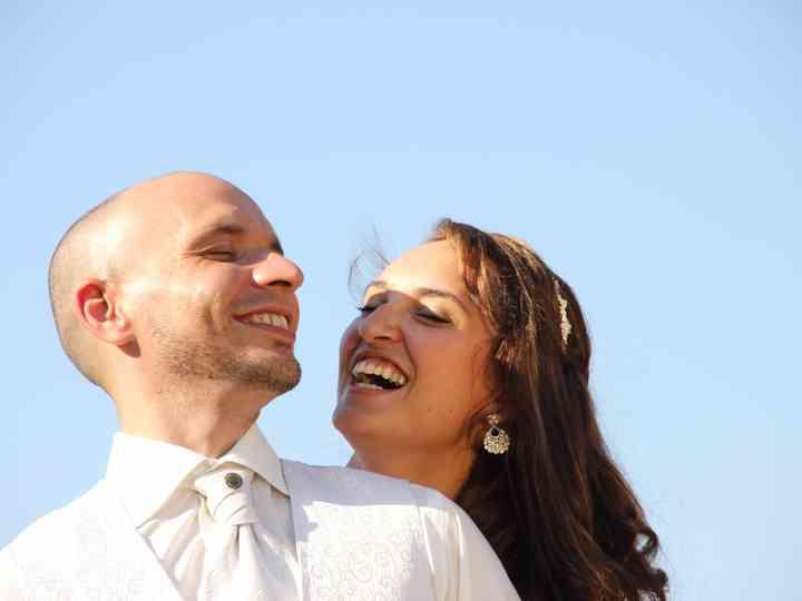 O casamento de Telma e Javier