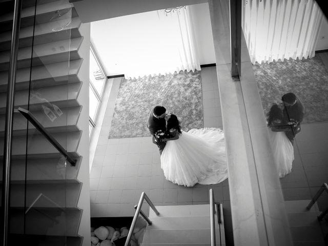 O casamento de Claudia e Gonçalo