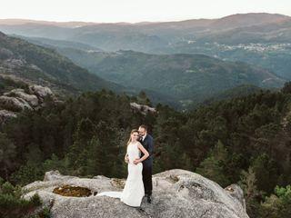 O casamento de Lúcia e Flávio
