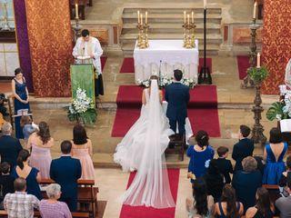 O casamento de Mónica e João 1