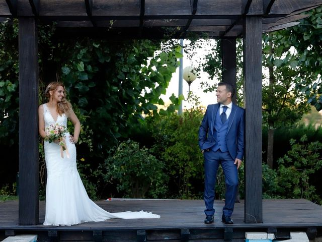 O casamento de Rui e Isa