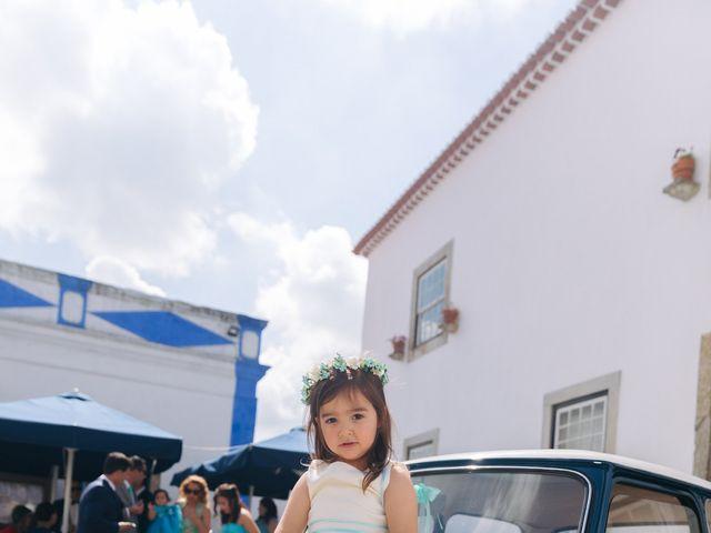 O casamento de João e Mónica em Óbidos, Óbidos 9