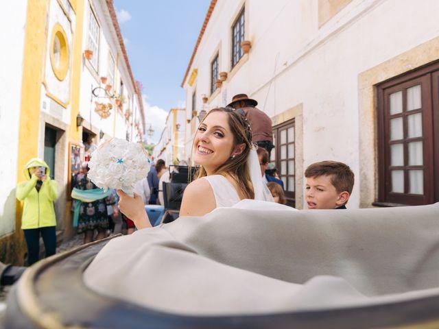 O casamento de João e Mónica em Óbidos, Óbidos 10