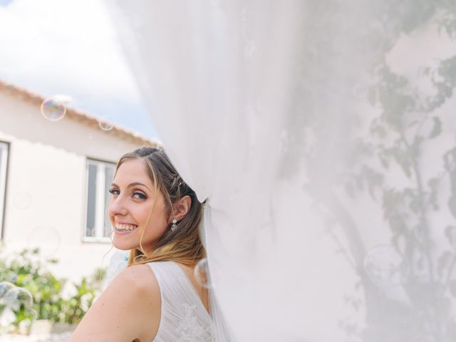 O casamento de João e Mónica em Óbidos, Óbidos 13