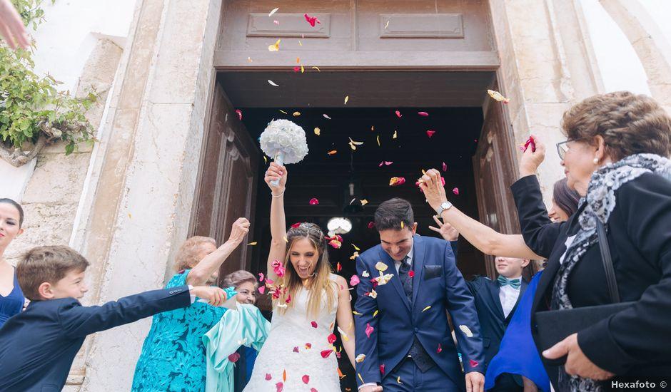 O casamento de João e Mónica em Óbidos, Óbidos