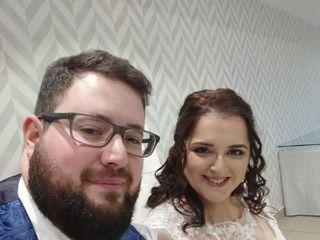 O casamento de Teresa e Pedro  1