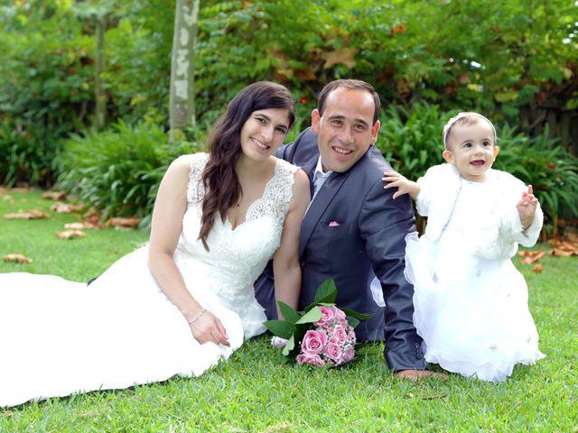 O casamento de Edite e Fábio