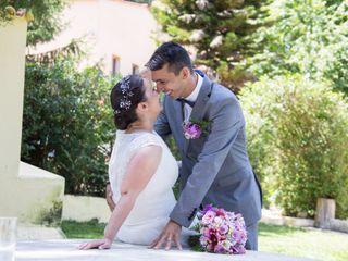 O casamento de Vânia e Silvio 1