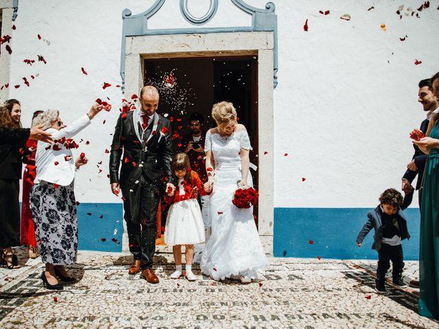 O casamento de Luis e Sara em Salvaterra de Magos, Salvaterra de Magos 17