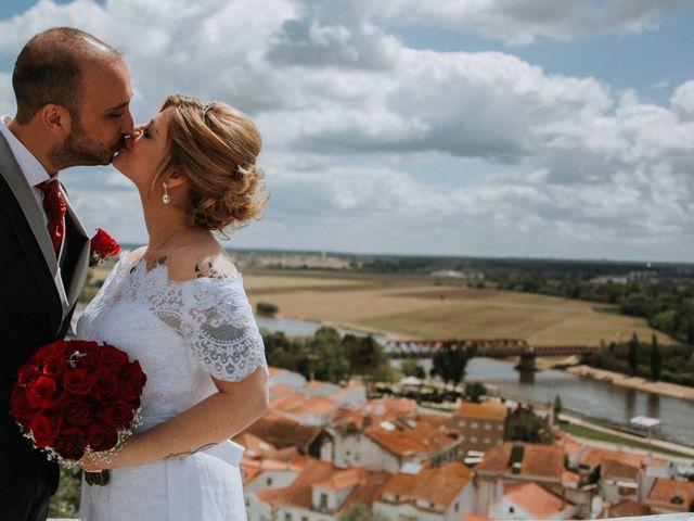 O casamento de Sara e Luis