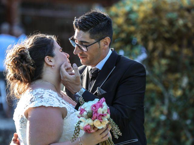 O casamento de Joanna e Francisco