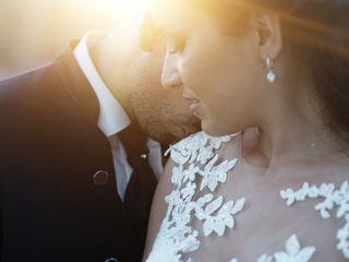 O casamento de Daniela e Alexandre